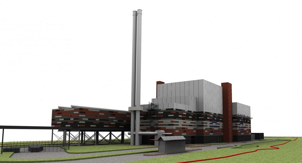 Progress At Wheelabrator S 550 00 Tonne Year Energy From Waste Plant At Kemsley Uk A Facility That Points The Way Towards A Circular Economy Ifrf